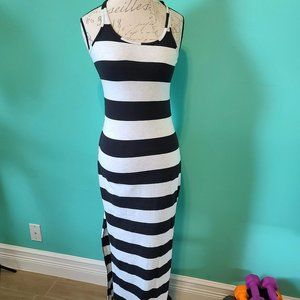 Lululemon refresh maxi Long Fitted Dress